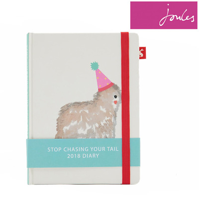 Joules 2018 Diary (X) **FREE UK Shipping**