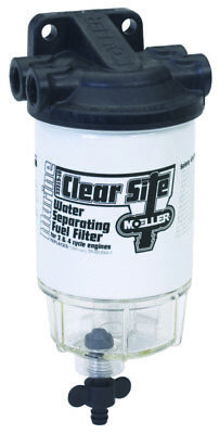 SCEPTER Clear Site™ Water Separating Fuel Filter  Part# 033314-10