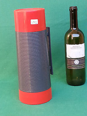 Thermos Aladdins Dura Glad Thermos Bottle 1 Litro Vintage Made In Usa. N° S92.