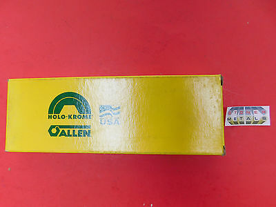 New ALLEN HOLO-KROME 17mm Hex Key L Wrench Short Arm 57138 Made in USA