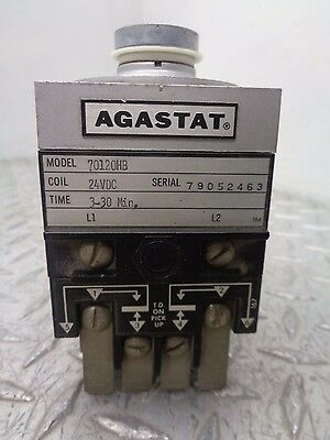 Agastat 70120Hb Timing Relay