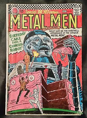 Metal Men No. 20 - Dc Comics - July 1966