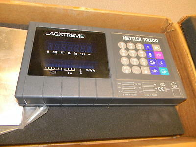 Mettler Toledo JAGXTREME Front Panel 09170214000, (Front Panel Only)