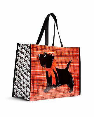 New With Tags  Vera Bradley Market Tote In Scottie Dogs -Reusable Shopping Bag