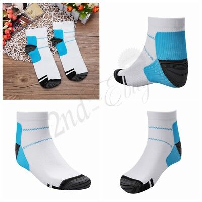 6PC Plantar Fasciitis Arch Pain Relief Support Compression Ankle Socks Men Women