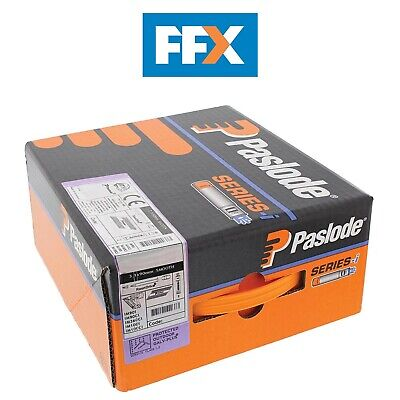 Paslode 141070 3.1x90 mm Galv Plus nails 2200pk 2 Fuel