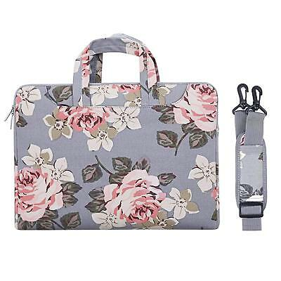 11 13.3 14 15.6 inch Laptop Canvas Bag Cases for Macbook Air Pro 13 15 Acer HP