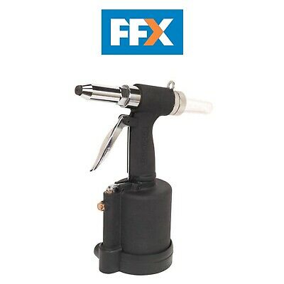Sealey SA314 Air Riveter 1/4in Steel Aluminium and Stainless Steel Rivets