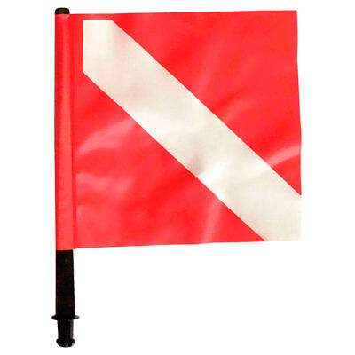 Epsealon Spare Fox Flag For Buoy One Size Red