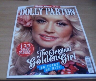 Country Music Legends magazine Issue #1 Dolly Parton; 50 Years of Hits