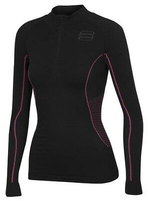 Sportful 2nd Skin L s Zip Ropa interior