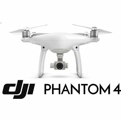 Dji Phantom 4 Drone Quadcopter High Performance 4k HD 28min Range 5 Km