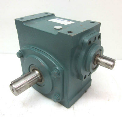 NEW Dodge Tigear-2 20S07L Gearbox Speed Reducer Worm-Gear 2.8-Hp 7:1 678-lb-in