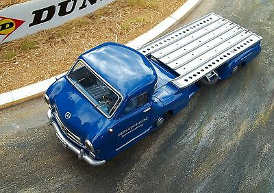 Probuild 1/32 slot c1954 MERCEDES RENNTRANSPORTER  - ready to run - MINT/BOXED