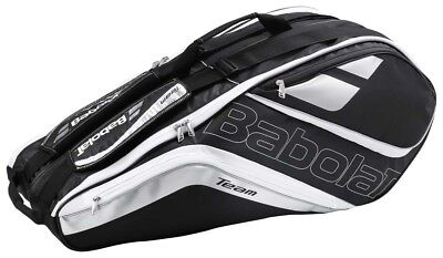Babolat Racket Holder 6r Team Line 6 Rackets Silver