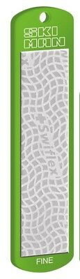 Wintersteiger Diamond File Sport 100mm. K600. Fine  Green