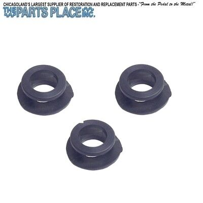 1970-79 All GM Cars Manual Transmission Shifter Lever Bushing OEM Set Of 3