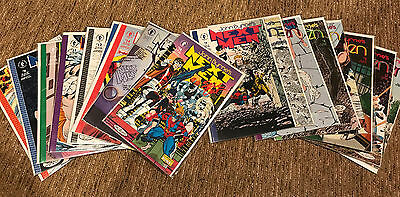 John Byrne's Next Men LOT of 17 NM Dark Horse Comics #0 - 16 complete CM02