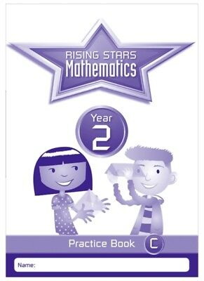 YR2 PRACTICE BK C RISINGSTARS MATHS, Broadbent, Paul, 9781783398157