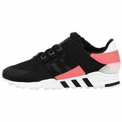 NEW Adidas Boy's Casual Athletic Sneaker - Black/Hot Pink - Size: 7
