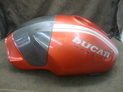 95 Ducati 900 M900 Monster Fuel Gas Tank, No Rust Inside!! #yb44