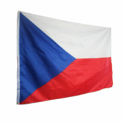 CZECHOSLOVAKIA BANNER  CZECH REPUBLIC FLAG EU Indoor Prague  wall decoration