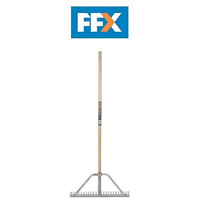 Draper 73355 Landscaping Rake with Ash Shaft