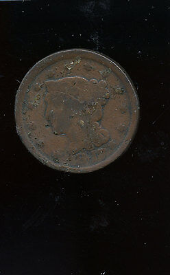 1847 USA Large Cent G or better   B288