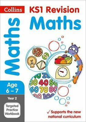 Year 2 Maths SATs Targeted Practice Workbook: 2018 tests (Collins KS1 Revision a