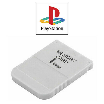 1MB 15 Block Memory Card For Sony Playstation 1 PS1 PSX