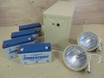 Chloride Systems CMF100 Emergency Lighting Unit 100 Watt