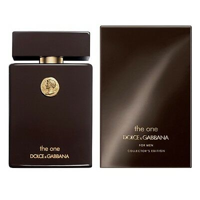 dolce gabbana the one homme collector 39 s edition edt 100ml sous blister eur 58 00 picclick fr. Black Bedroom Furniture Sets. Home Design Ideas