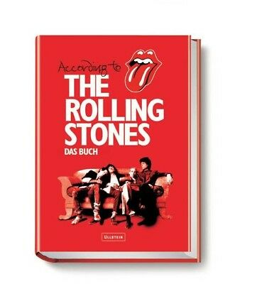 According to The Rolling Stones - Das Buch. Mick Jagger, Keith Richards, Charlie
