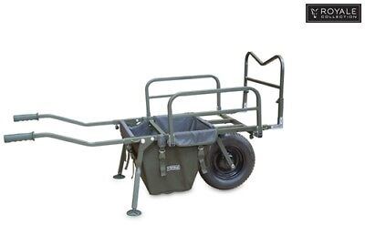 FOX Royale XT Carp Barrow with Barrow Bag