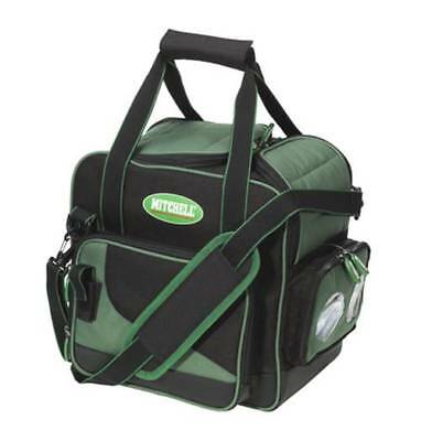Mitchell ACC. Luggage Tackle & Reel Bag Black/Green