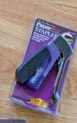 NEW PaperPro Compact Stapler 1 Finger Jam-Free 15 Sheet Power. Retail Package