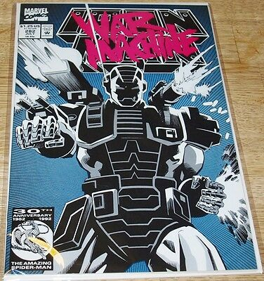 Marvel - Iron Man -  First Series - 282 Bagged & Boarded NM - 1st War Machine