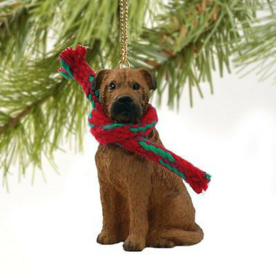 Bullmastiff Dog Tiny One Miniature Christmas Holiday ORNAMENT