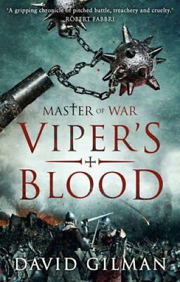 Viper's Blood by David Gilman (Paperback, 2017)