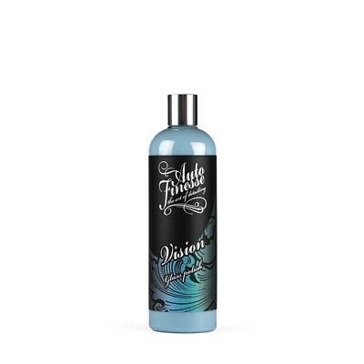 Auto Finesse VIS500 0.5L Vision Glass Polish 500ml For Tints And Chrome Trims