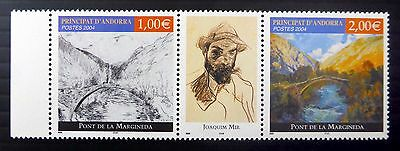 ANDORRA 2004 Paintings SGF644a U/M NB2716