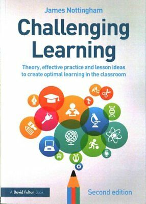 Challenging Learning Theory, effective practice and lesson idea... 9781138923058
