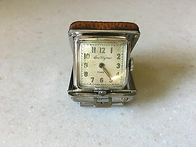 1953 Original Ben Hogan Golf Timex Clip On Belt Watch