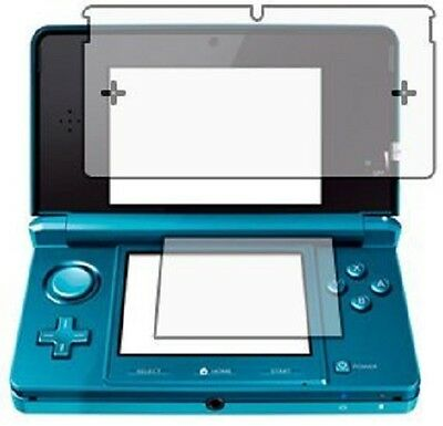 6 x new Nintendo 3DS screen protection film