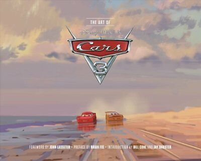 The Art of Cars 3 by Chronicle Books (Hardback, 2017)