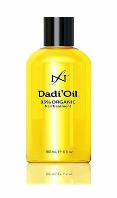 DADI'OIL 95% Organic Nail Treatment Oil 180ml - FAST & FREE DELIVERY UK ONLY