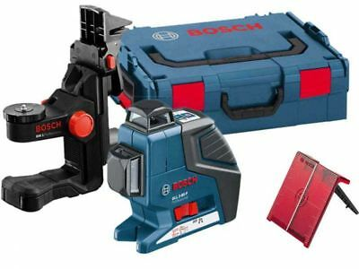 Bosch GLL280PBMCC 20m Line Laser with Wall Mount and Ceiling Clamp