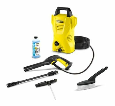 KARCHER K2 Car & Home Pressure Washer Compact Patio Cleaner Jet Lance 1400 W
