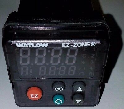 New, Watlow EZ-ZONE Controller , PM6C1CJ-1AAAAAA