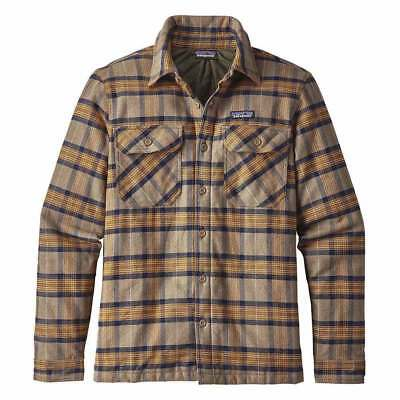 Patagonia Insulated Fjord Flannel L/s Camisas